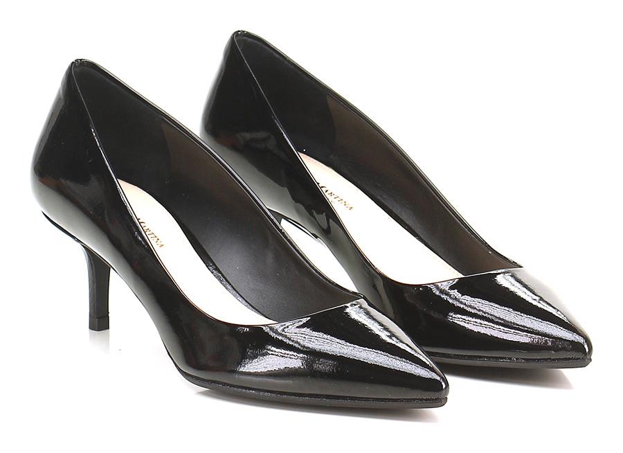 Decolletè Nero Miss Martina Verschleißfeste billige Schuhe