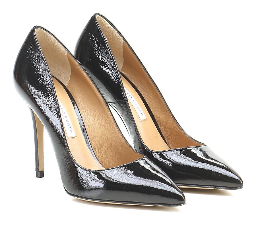 Decolletè Nero Roberto Festa Milano Mode billige Schuhe