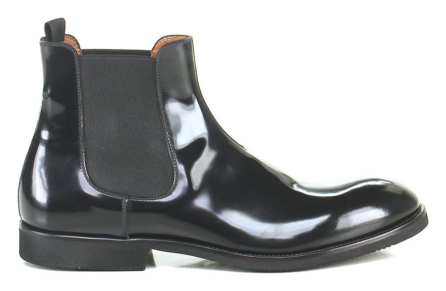 Polacco Nero Premiata Verschleißfeste billige Schuhe