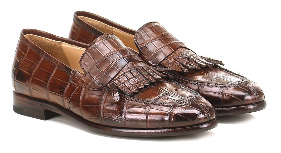 Mocassino Cuoio Damy Verschleißfeste billige Schuhe