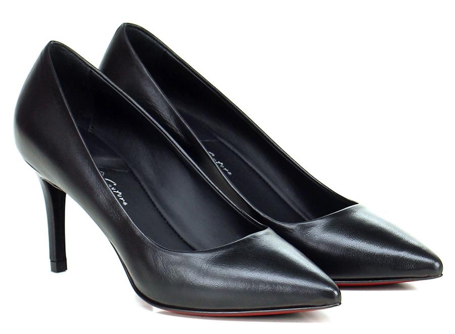 Decolletè Nero Couture Mode billige Schuhe