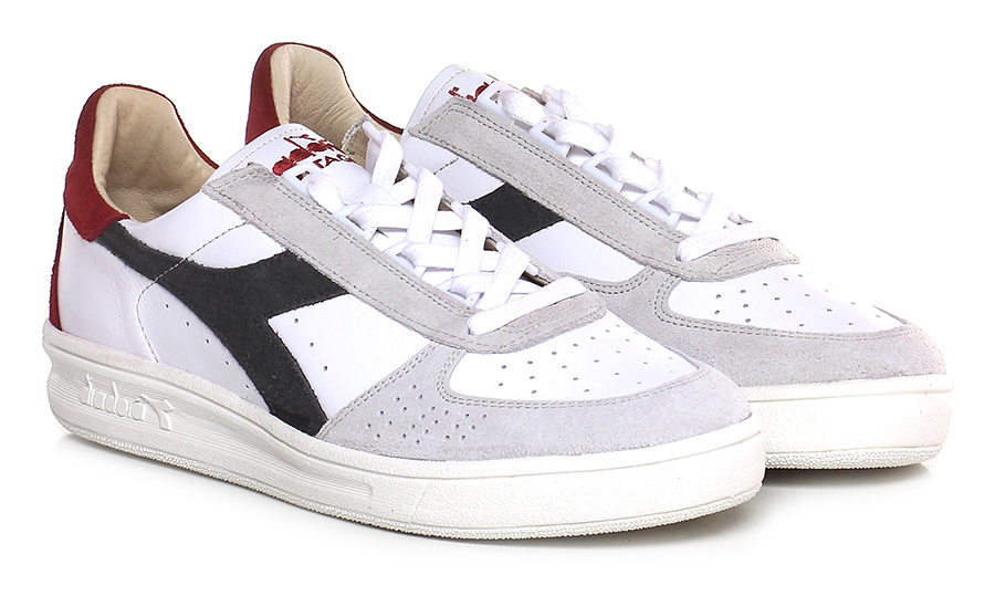 Sneaker White/red/lead Diadora Heritage