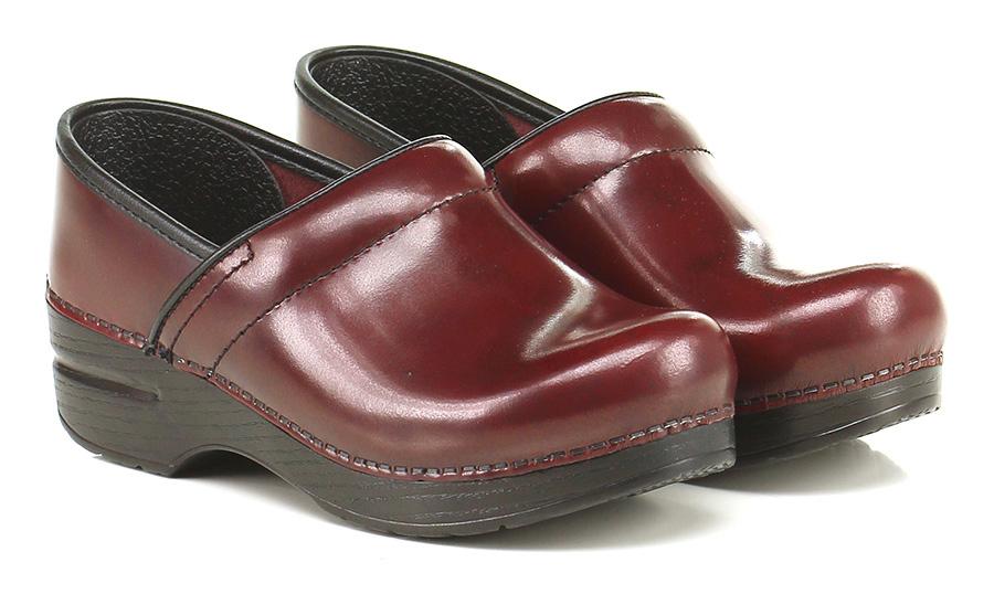 Zeppa Bordeaux Dansko Verschleißfeste billige Schuhe