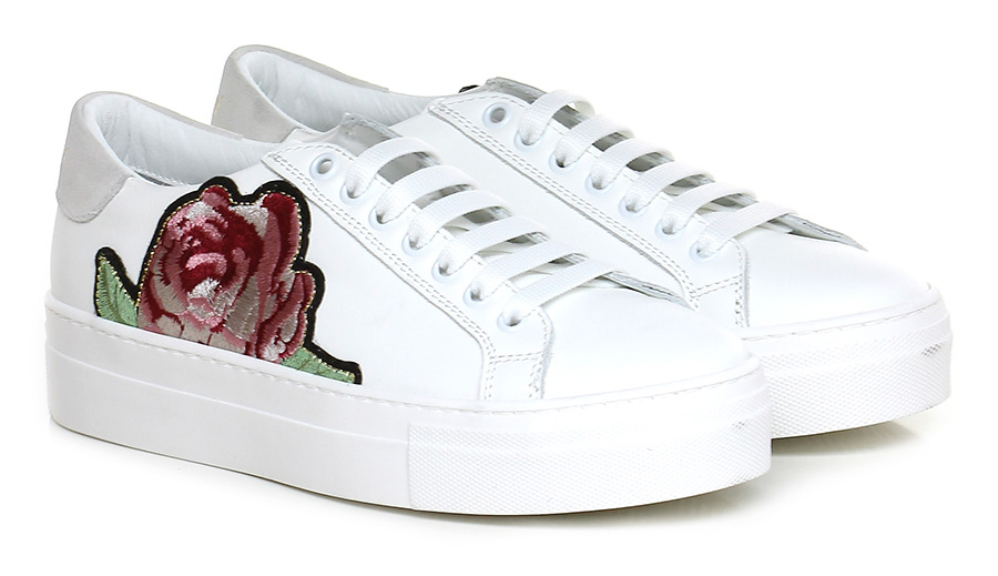 Sneaker Bianco Lemare' Verschleißfeste billige Schuhe