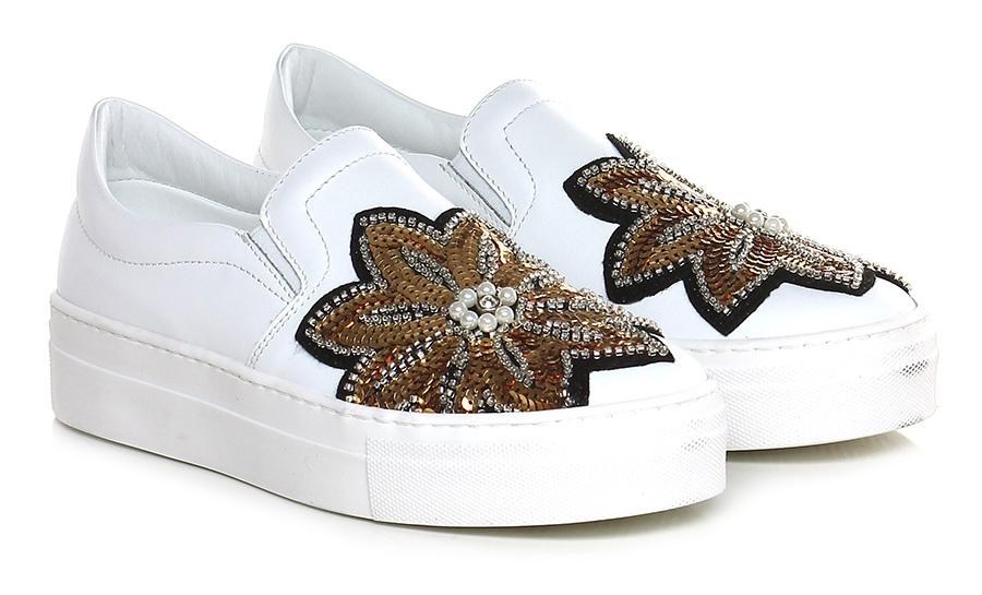 Sneaker Bianco Lemare' Scarpe economiche e buone