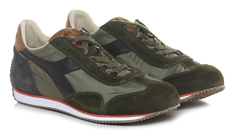 Sneaker Military/navy Diadora Heritage Verschleißfeste billige Schuhe