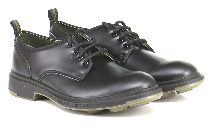 Stringata Nero Pezzol Mode billige Schuhe