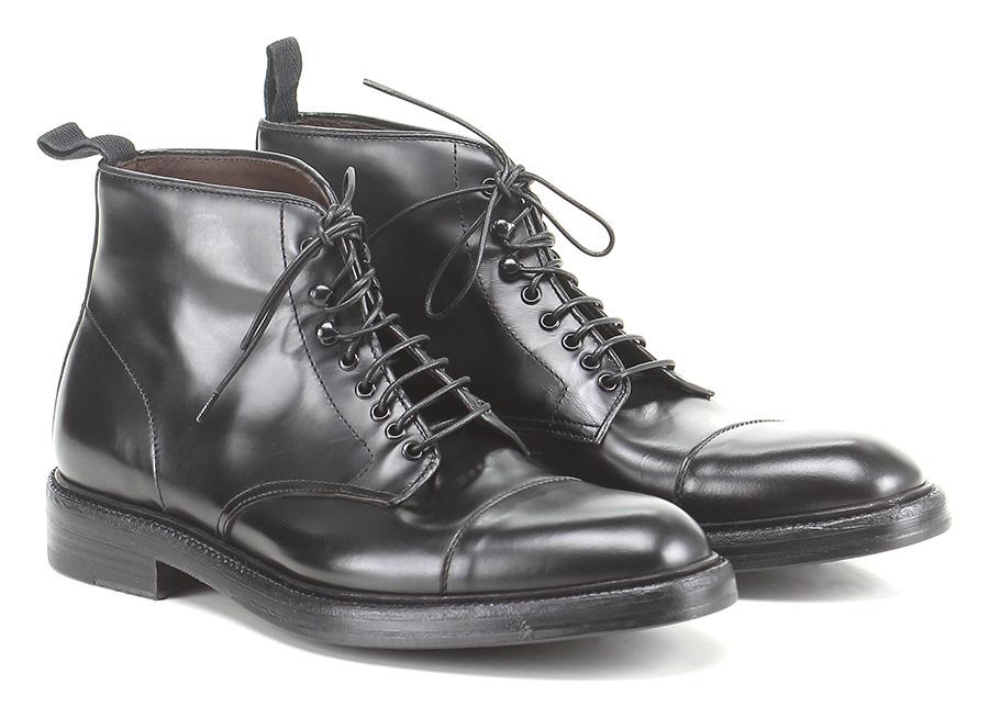 Polacco Nero Green George Verschleißfeste billige Schuhe