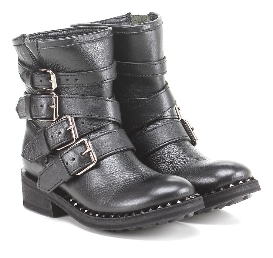 Tronchetto Black ASH  Mode billige Schuhe