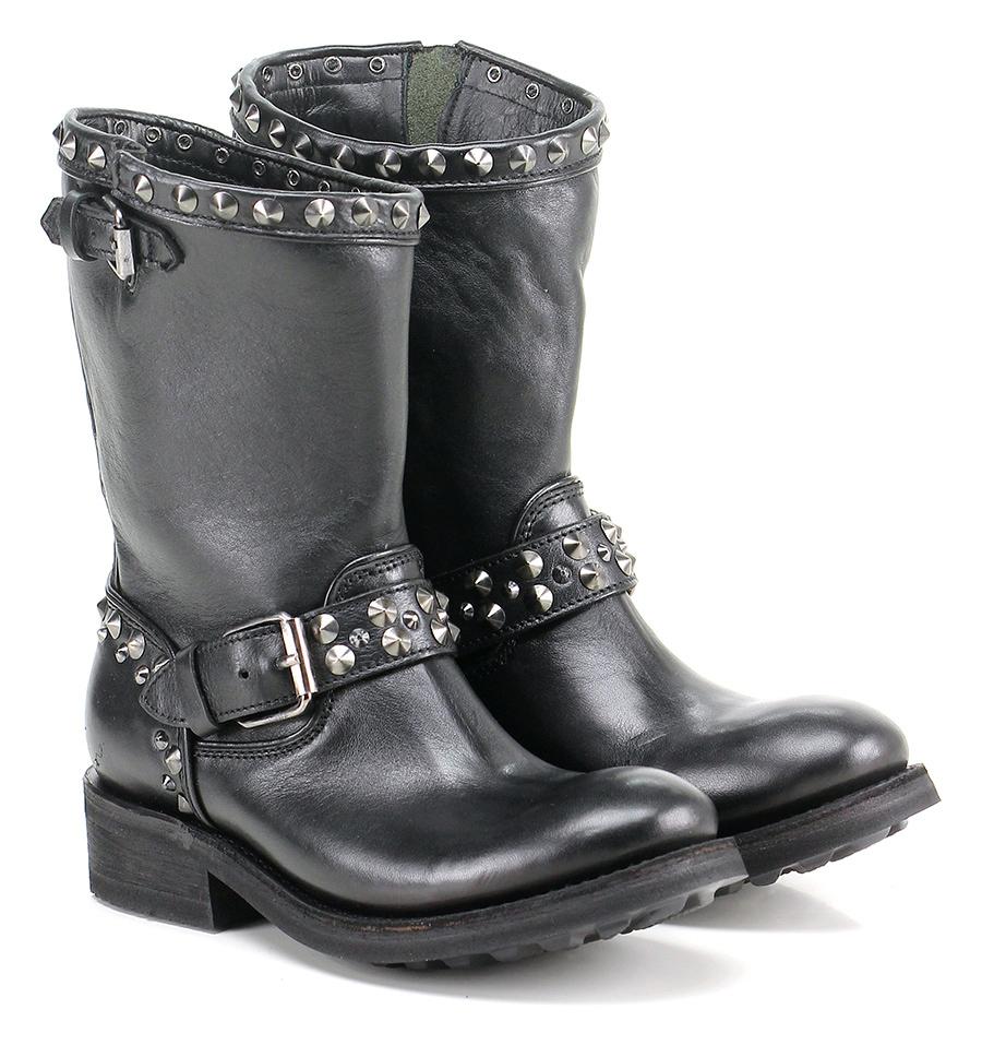 Tronchetto Black ASH Verschleißfeste billige Schuhe
