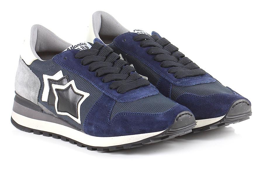 Sneaker Blue/grey Atlantic Stars Scarpe economiche e buone