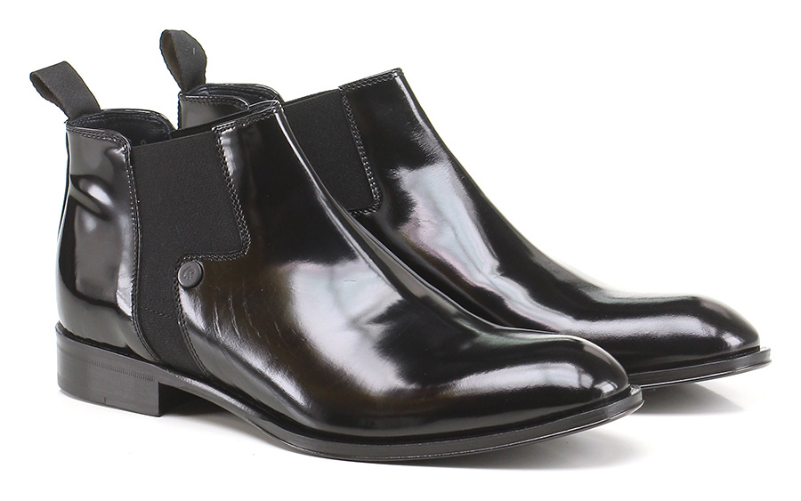 Polacco Black Cesare P. Mode billige Schuhe