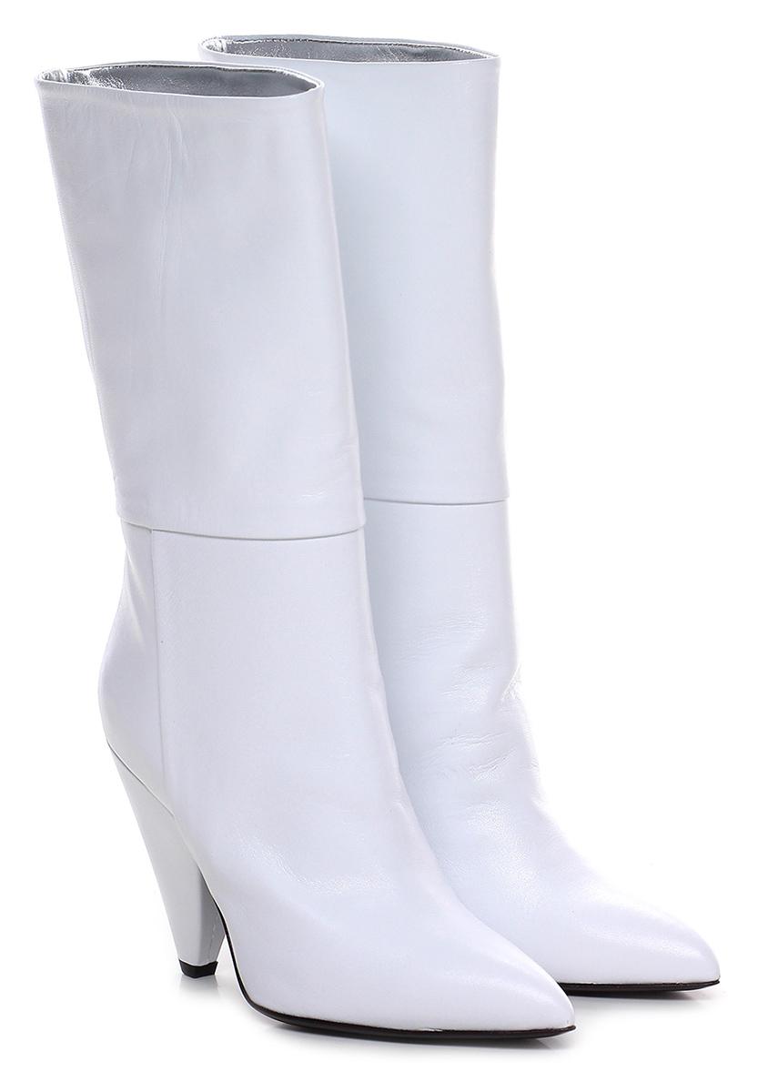 Tronchetto Bianco Giampaolo Viozzi Verschleißfeste billige Schuhe