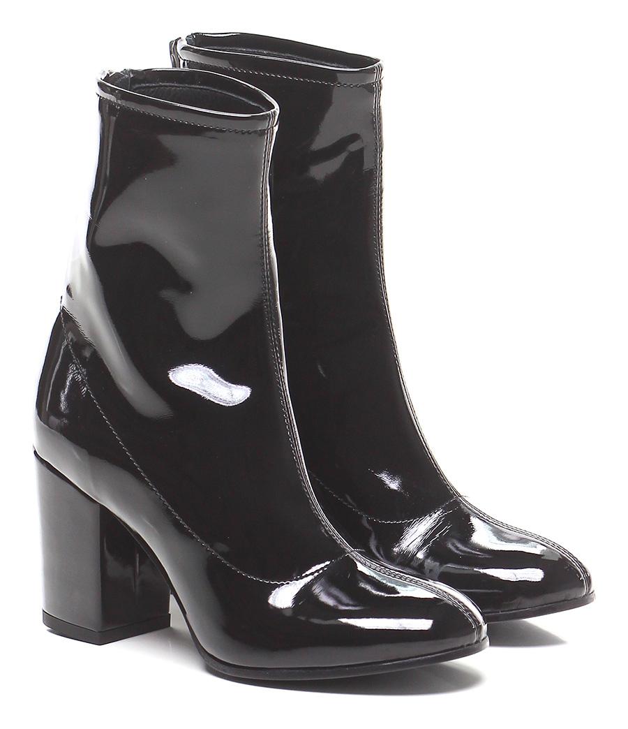 Tronchetto Nero Lemare' Mode billige Schuhe