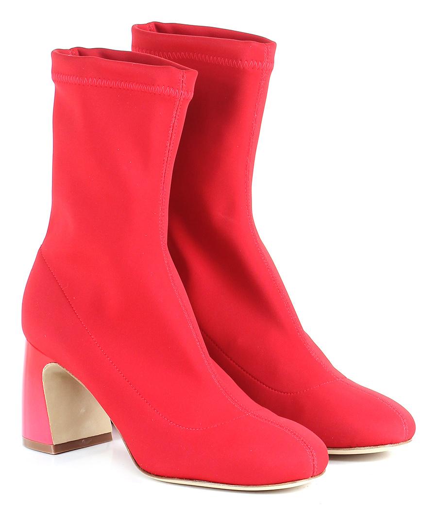 Tronchetto Rosso Aldo Castagna Verschleißfeste billige Schuhe