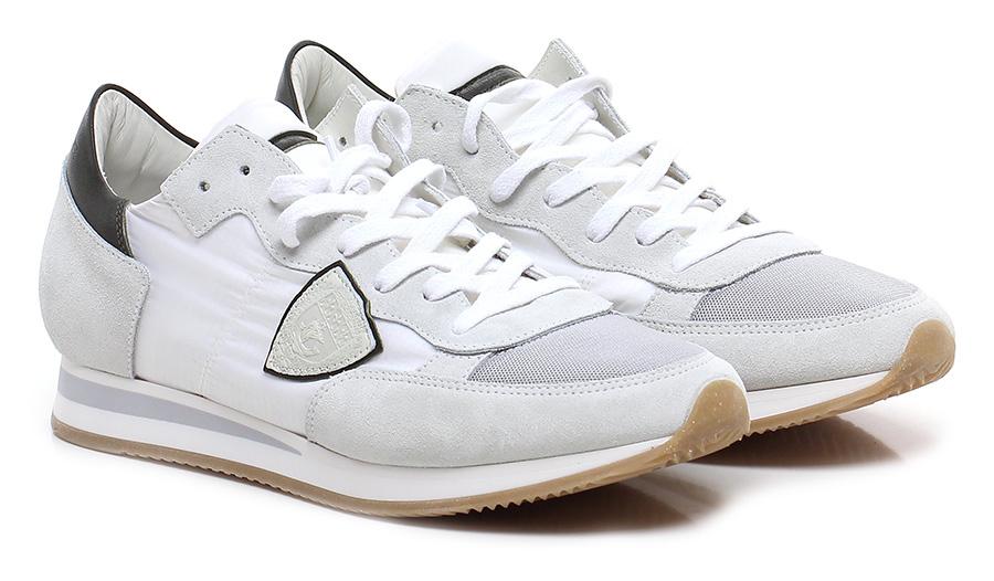 Sneaker Ivory/white Philippe Model Paris