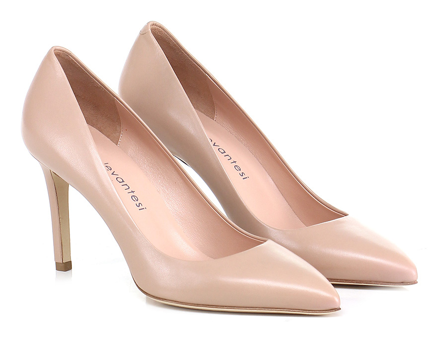 Decolletè Sabbia Sergio Levantesi Verschleißfeste billige Schuhe
