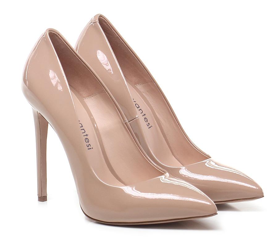Decolletè Sabbia Sergio Levantesi Mode billige Schuhe