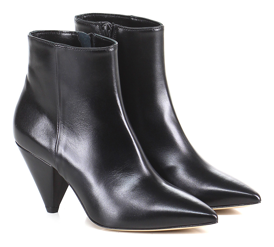 Tronchetto Nero Giampaolo Viozzi Mode billige Schuhe