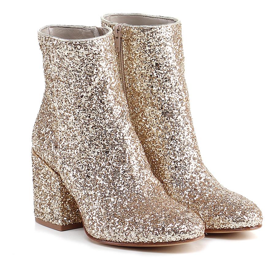 Tronchetto donna strategia Platino Strategia Mode billige Schuhe