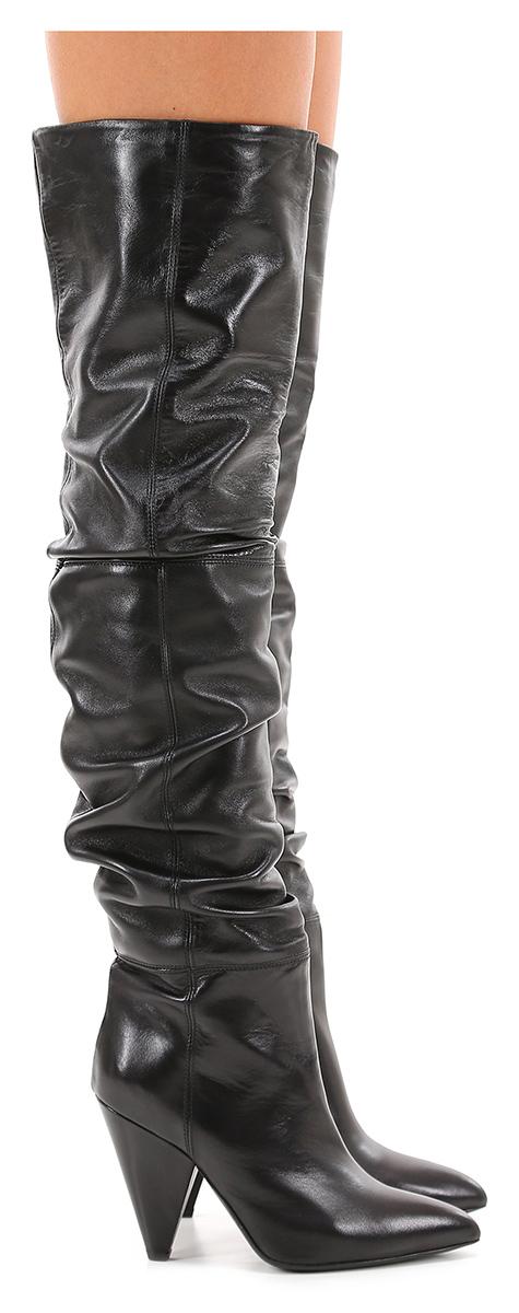 Stivale Nero Giampaolo Viozzi Verschleißfeste billige Schuhe