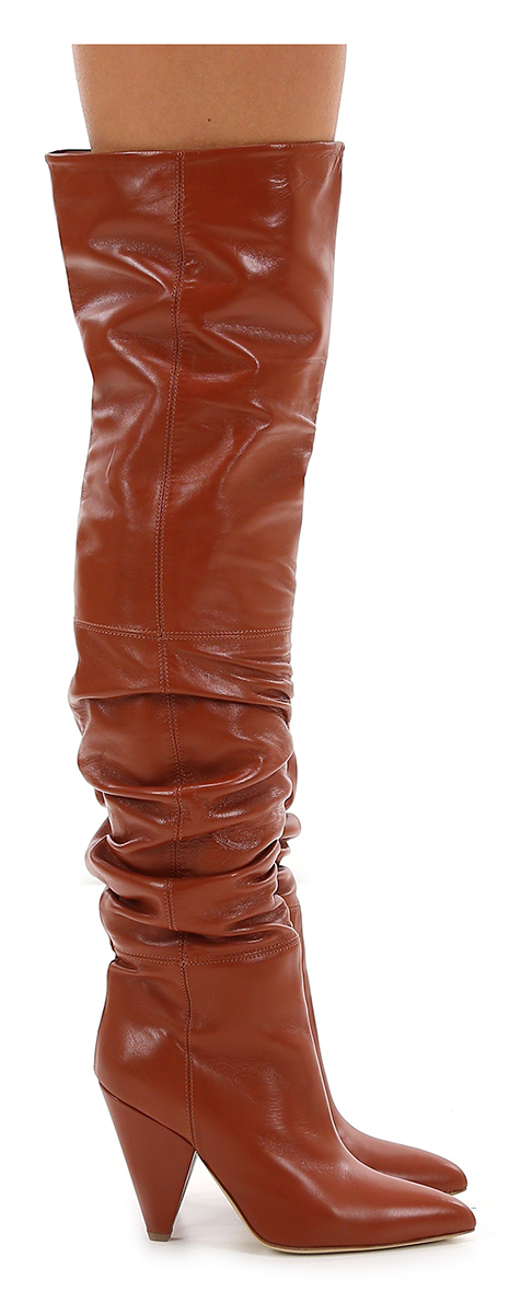 Stivale Cuoio Giampaolo Viozzi Verschleißfeste billige Schuhe