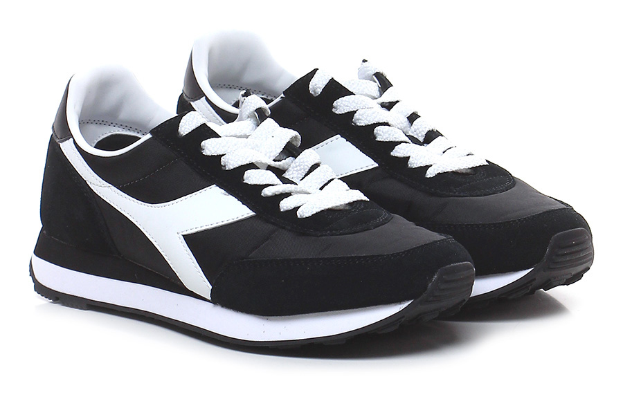 Sneaker Black Diadora Heritage Mode billige Schuhe