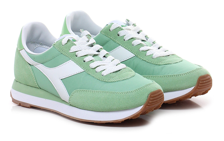 Diadora Heritage in Green | Online Shopping with intu