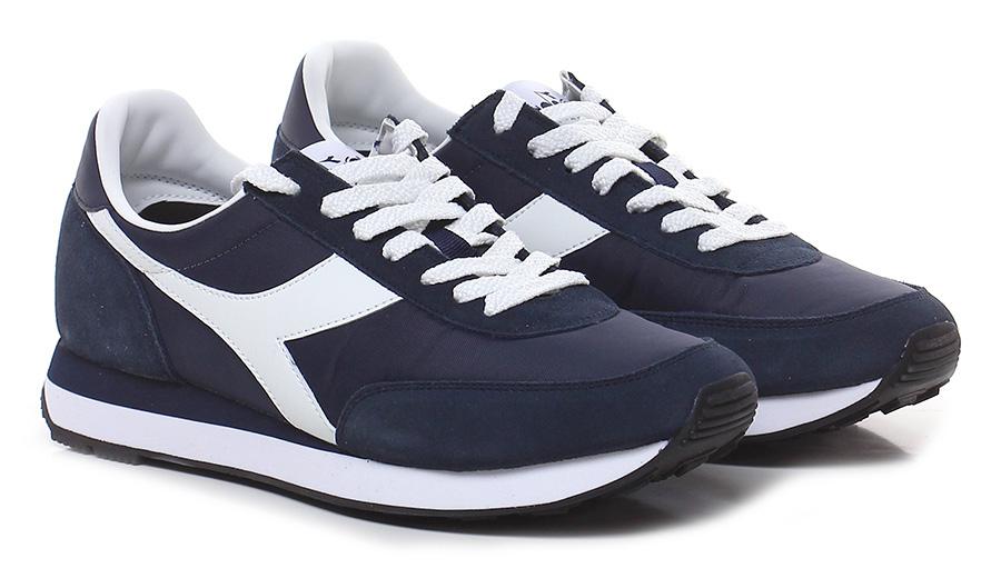 Sneaker Navy Diadora Heritage Mode billige Schuhe