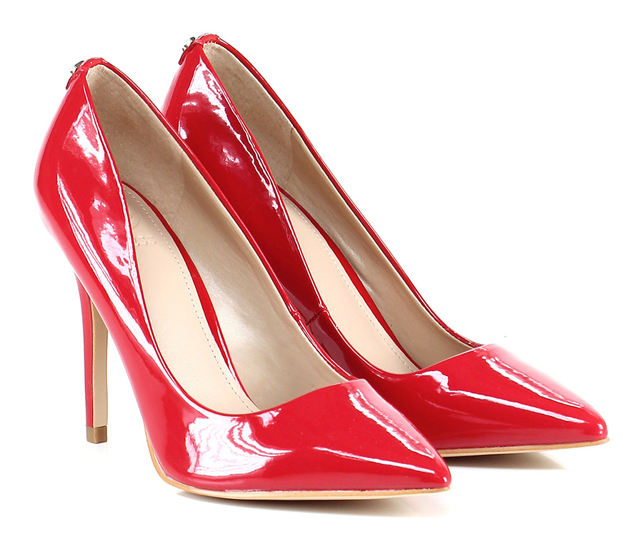 Decolletè Red Guess Verschleißfeste Verschleißfeste Guess billige Schuhe 520e03