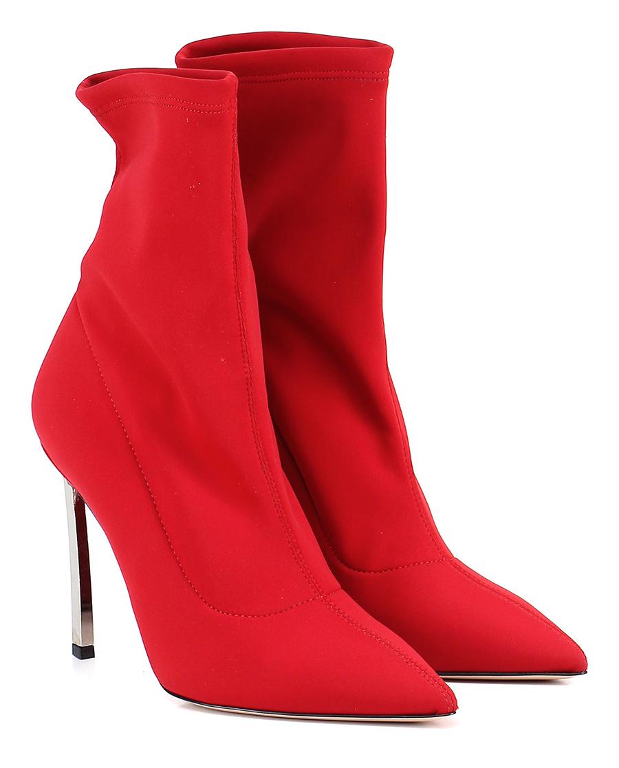 Tronchetto Rosso Alexandra Mode billige Schuhe