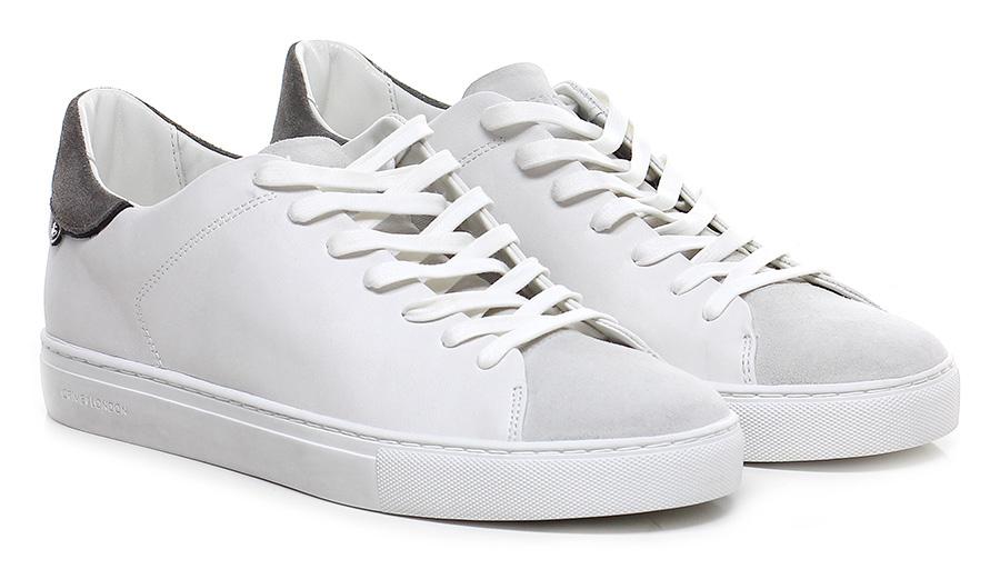 Sneaker White/grey Crime Mode billige Schuhe