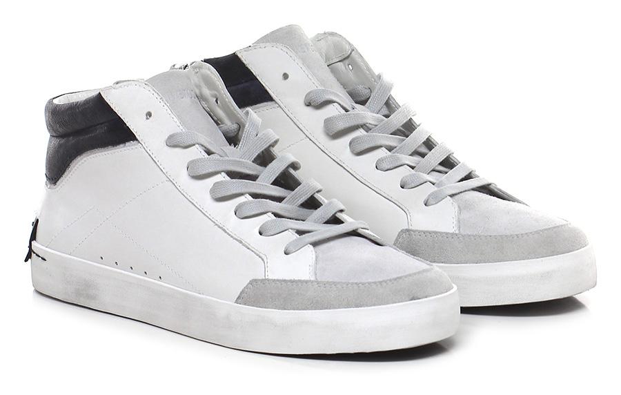Sneaker Ivory/grey/navy Crime Mode billige Schuhe