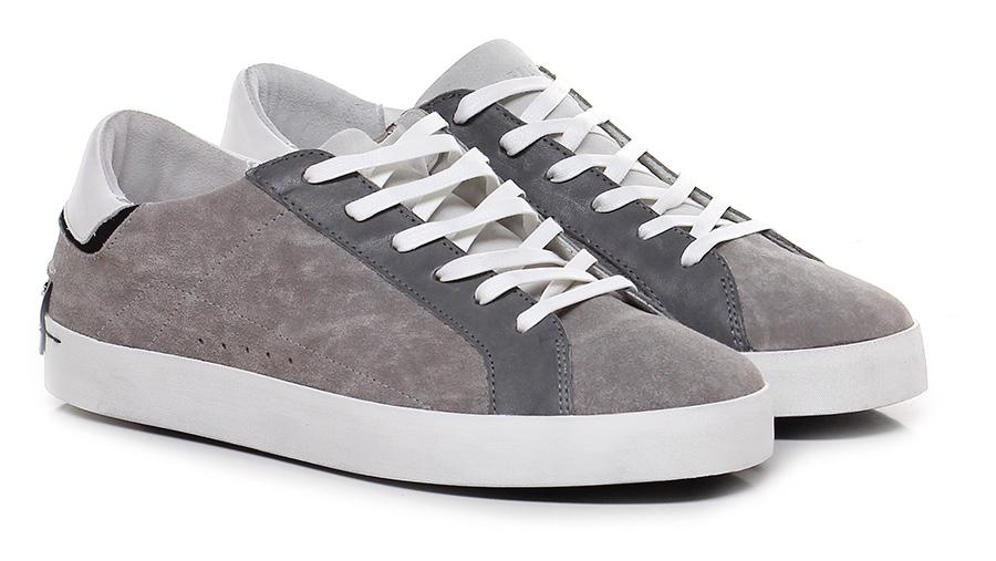 Sneaker Turtle/grey/white Crime Mode billige Schuhe