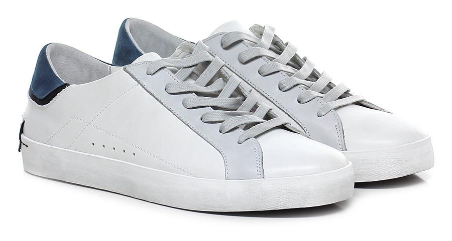 Sneaker Ivory/sky Crime
