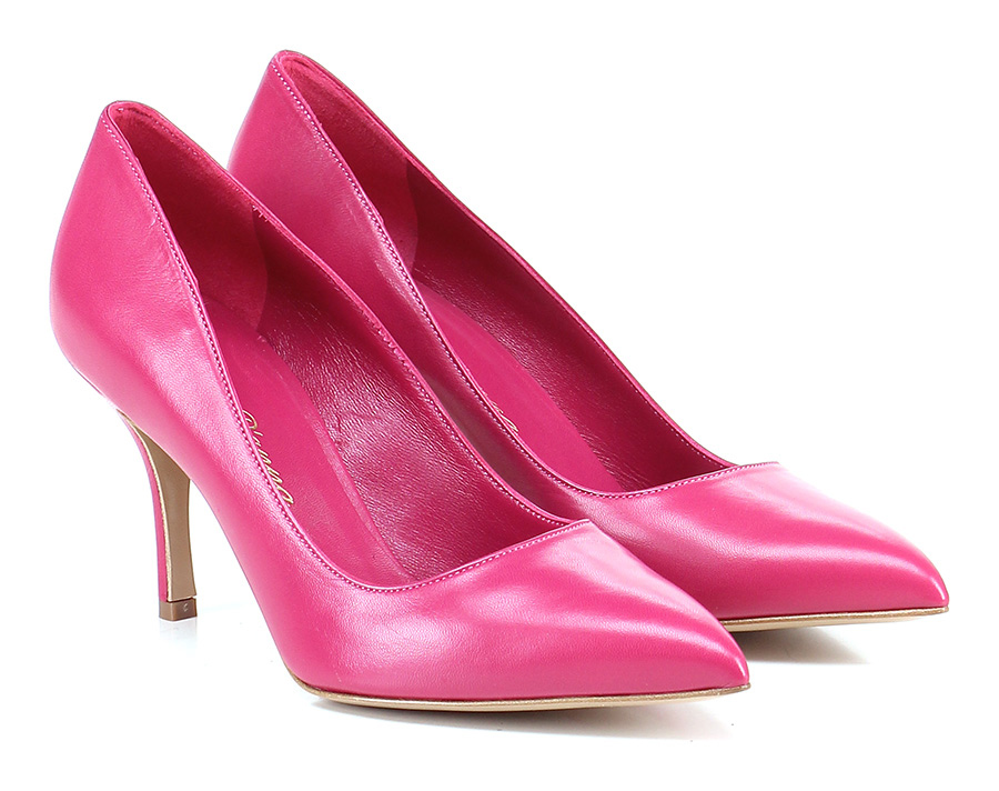 Decolletè Fuxia Rosario D'anna Verschleißfeste billige Schuhe