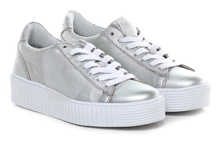 Sneaker Alluminio/perla Nira Rubens Scarpe economiche e buone