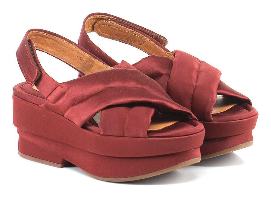 Zeppa Castagno Chie Mihara Verschleißfeste billige Schuhe