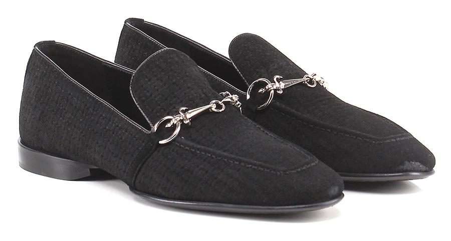 Mocassino Black Cesare Paciotti Verschleißfeste billige Schuhe