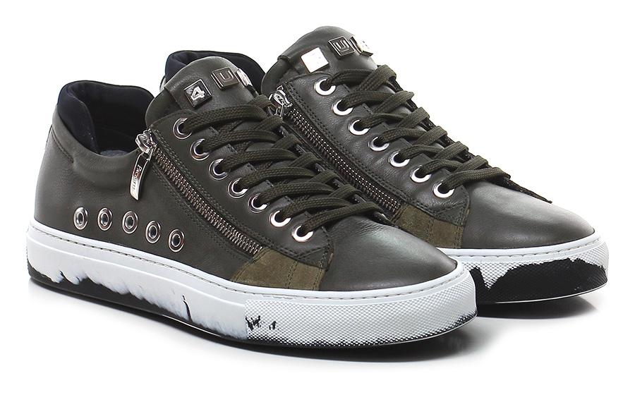 Sneaker Military Paciotti 4US Verschleißfeste billige Schuhe
