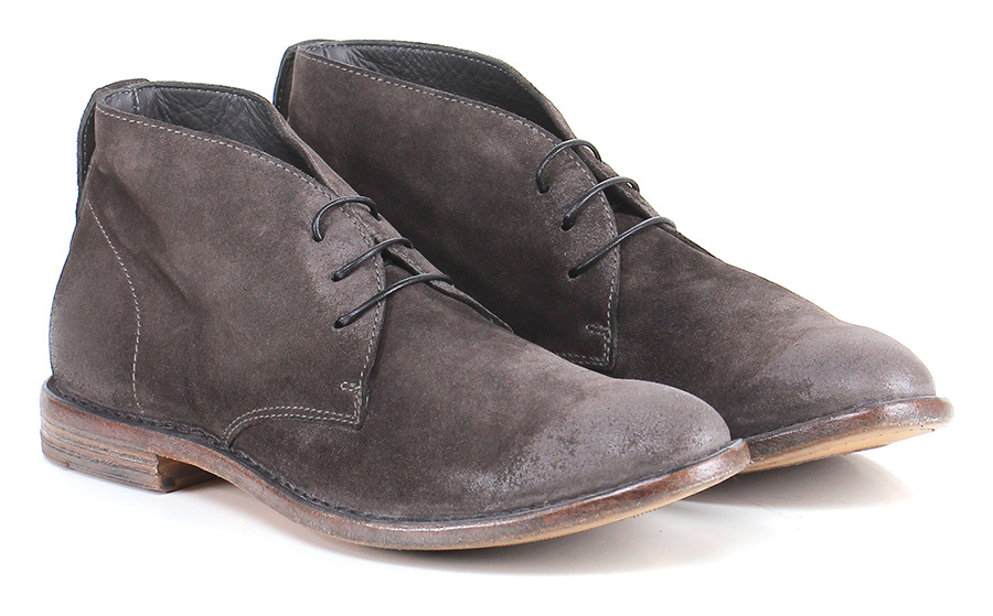 Polacco Antracite Moma billige Mode billige Moma Schuhe b10156