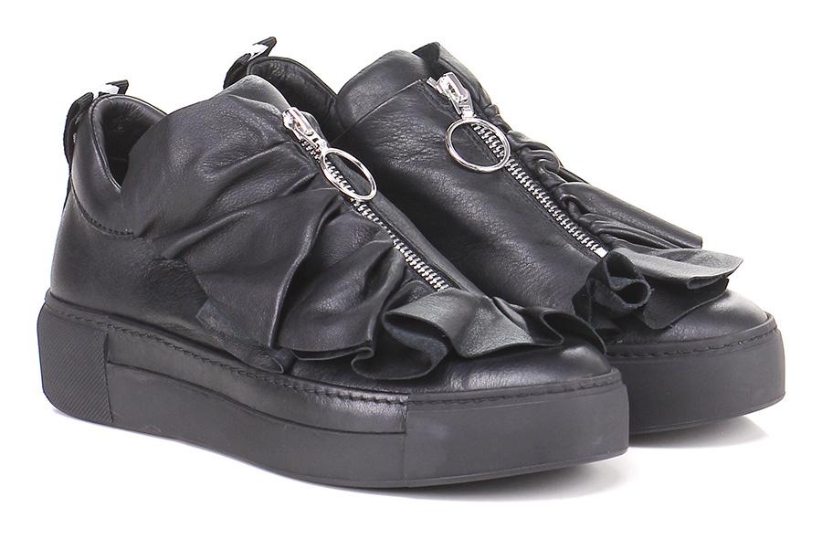 Sneaker Black Vic Matiè Verschleißfeste billige Schuhe