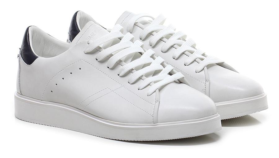 Sneaker Ivory/navy Crime Verschleißfeste billige Schuhe