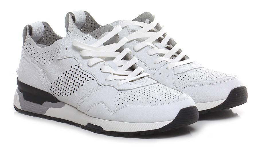 Sneaker White Crime Mode billige Schuhe