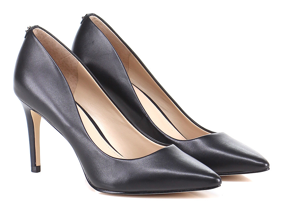 Decolletè Black Guess Verschleißfeste billige Schuhe