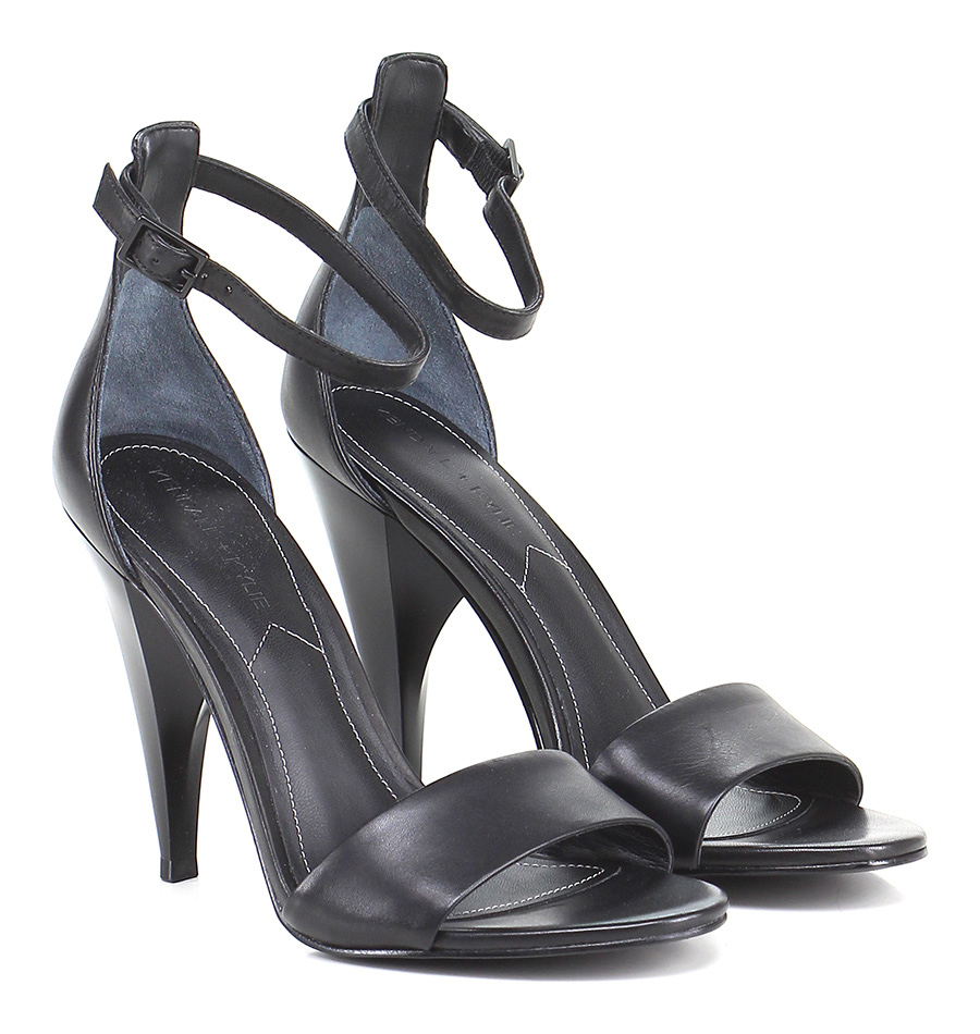 Sandalo alto  Black Kendall Kylie