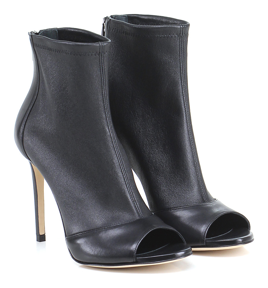 Tronchetto Nero Sergio Levantesi Mode billige Schuhe