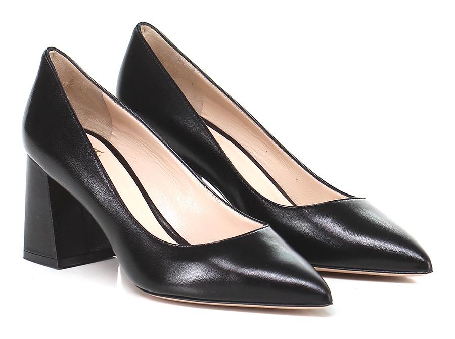 Decolletè Nero Festa Milano Verschleißfeste billige Schuhe
