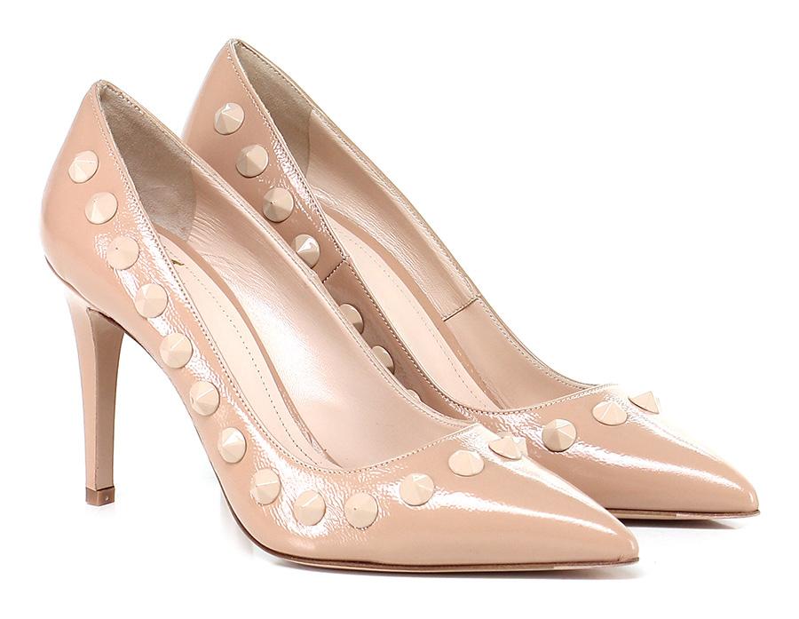 Decolletè Carne Festa Milano Mode billige Schuhe