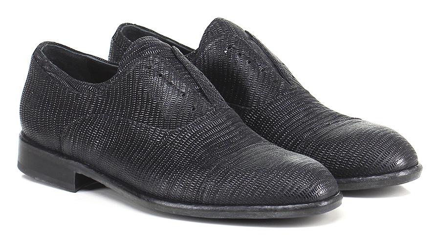 Senza stringhe Nero Beverly Hills Mode billige Schuhe